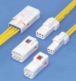 Miniaturní těsněné konektory JWPF