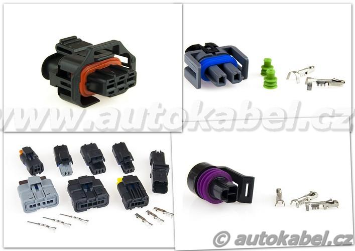 Autokonektory různé