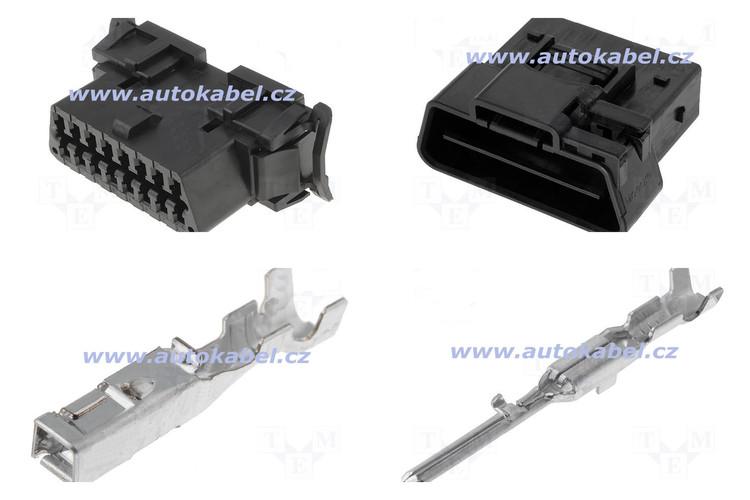 OBD II konektory