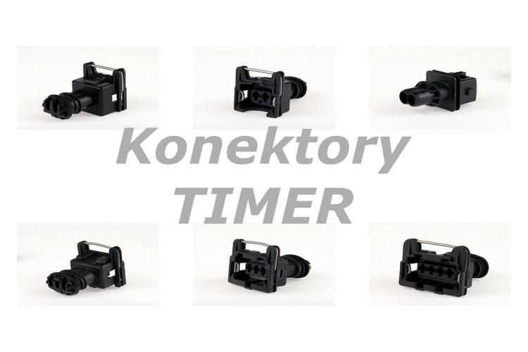 Konektory TIMER