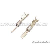 Kontakt Junior Power Timer - kolík 2,8 do 2.5 mm², s vyoseným hrotem