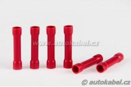 Kabelováspojkačervená, pro vodič do 1,5 mm².