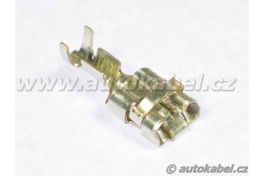 Dutinka SIKO1  6.3 do 1.5mm², N103 196 01