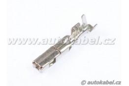 Kontakt konektoru Sicma, dutinka 1.5mm, vodič  do 1mm²
