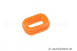 Těsnění pro konektory Bosch BDK 2pin, oranžové