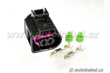 SADA konektoru VW 4D0971992 / s kontakty