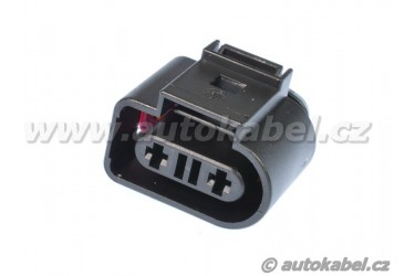 Těleso konektoru FEP JPT 3/2F - 1K0973202