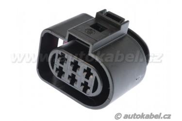 Těleso konektoru FEP JPT 6F - 1J0973733