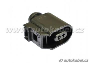 Těleso konektoru FEP MPT 2FB -  VW 6E0973702