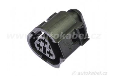 Těleso konektoru FEP SPT 3FT kompatibilní s VW 1J0973203