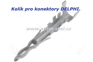 Kontakt - kolík Delphi WP