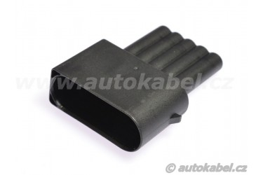 Konektor typ Kostal, 5 pin, pro kolíky, varianta B
