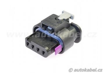 Těleso konektoru MCON 4F, VW 4F0973704
