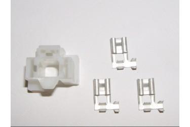 Patice pro žárovku H4 s kontakty