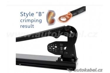 Lisovací kleště na MAXI krimpovací kontakty 6 - 35 mm²